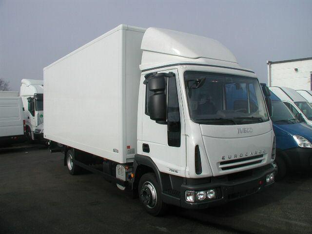 Iveco - ML 75E16 Kofferaufbau Ladebordwand - Fahrzeug Nr.: 1222