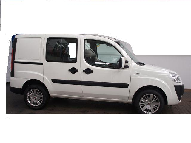 Fiat - Doblo Cargo 1.3 SX Panorama Multijet DPF - Fahrzeug Nr.: 1288