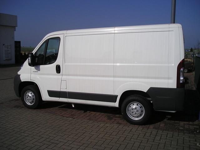 Citroën - Jumper 35 L3H2 110HP LANG + HOCH  - Fahrzeug Nr.: 1311