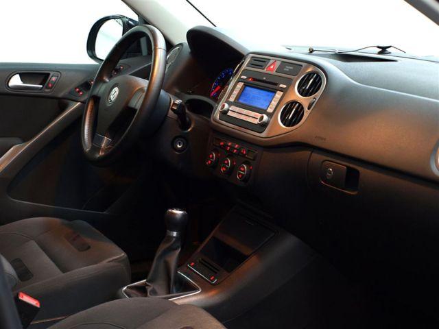 VW - Tiguan 2.0 TDI DPF 4MOTION SPORT & STYLE | LEDER - Fahrzeug Nr.: 1314