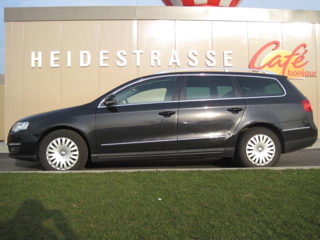 Volkswagen -  Passat Variant 2.0 TDI DPF VOLL - Fahrzeug Nr.: 1342