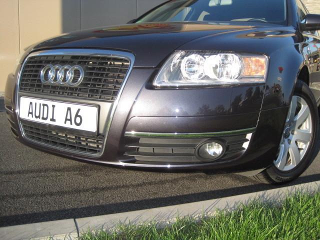Audi - Audi A6 2.8 FSI mit AHK schwenkbar - Fahrzeug Nr.: 1380