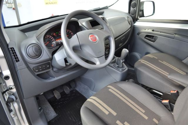 Fiat - Fiorino Kombi SX 1,3 MJ - Fahrzeug Nr.: 1390