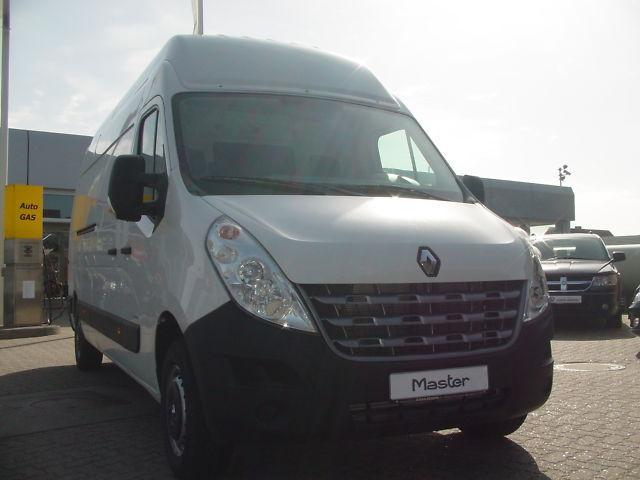 Renault - Master Kawa L3H2 150.35 2,3 dCi - Fahrzeug Nr.: 1425