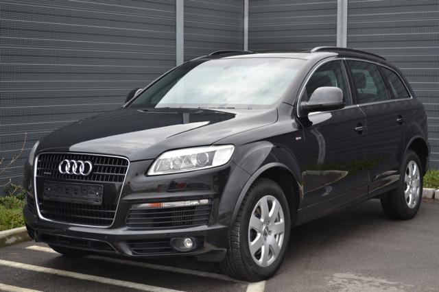 Audi - Q7 3.0 TDI DPF quatt tipt. Luft*Xenon*Navi*Stand  - Fahrzeug Nr.: 1435