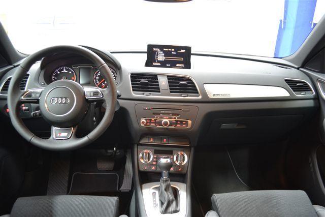 Audi - Audi Q3 2.0 TDI quattro S tronic | - Fahrzeug Nr.: 1436