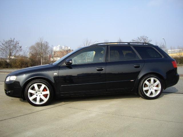 Audi - A 4Avant 3.0 TDI DPF quattro S-Line Navi - Fahrzeug Nr.: 1448
