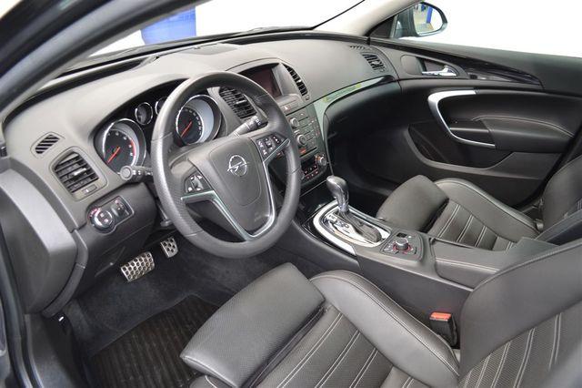 Opel - Insignia V6 Turbo Sports Tourer 4x4 Rec. - Fahrzeug Nr.: 1464
