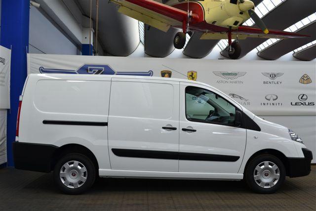 Fiat - Scudo L2H2 130 SX KASTENWAGEN - Fahrzeug Nr.: 1509