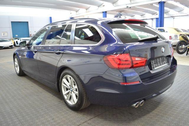 BMW - 525d Touring Sport-Aut.*8-Gang*M-Sportfahrwerk* - Fahrzeug Nr.: 1514