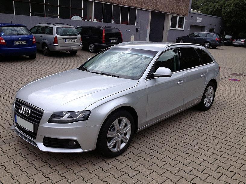 Audi  - A4 Avant 2.7 TDI DPF  - Fahrzeug Nr.: 1520