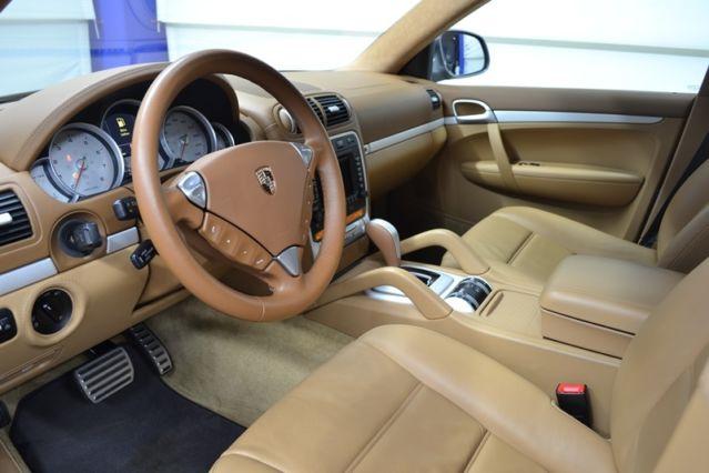 Porsche - Cayenne Turbo S - Fahrzeug Nr.: 1522