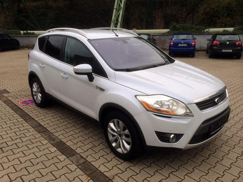 Ford - Kuga 2,0 TDCI 4x4 Titanium - Fahrzeug Nr.: 1527