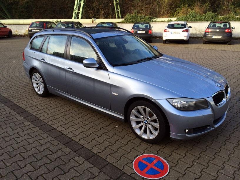 BMW - 320d DPF Touring Ed. Fleet  - Panorama Glasdach    - Fahrzeug Nr.: 1530