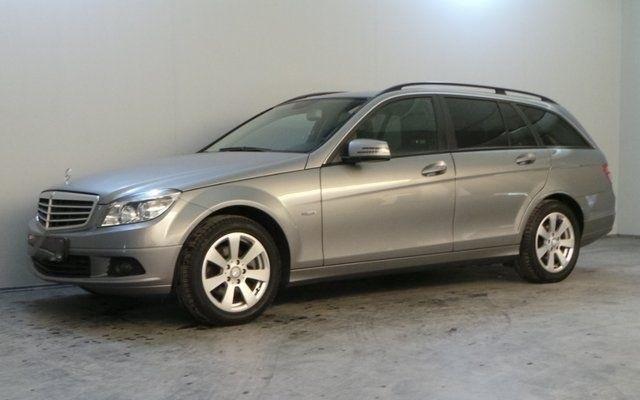 Mercedes-Benz - C 200 T CDI DPF BlueEFFICIENCY - Fahrzeug Nr.: 1532