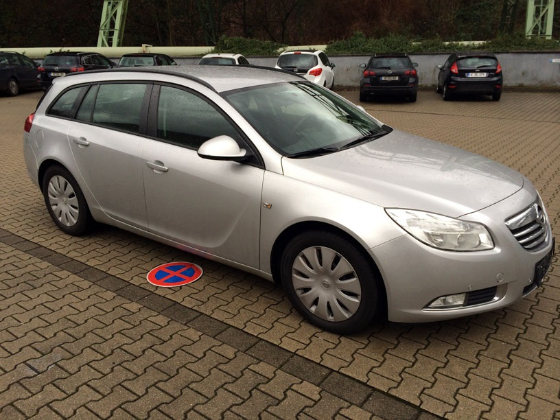 Opel - Insignia 2.0 CDTi Sports Tourer eco FLEX Selection - Fahrzeug Nr.: 1536
