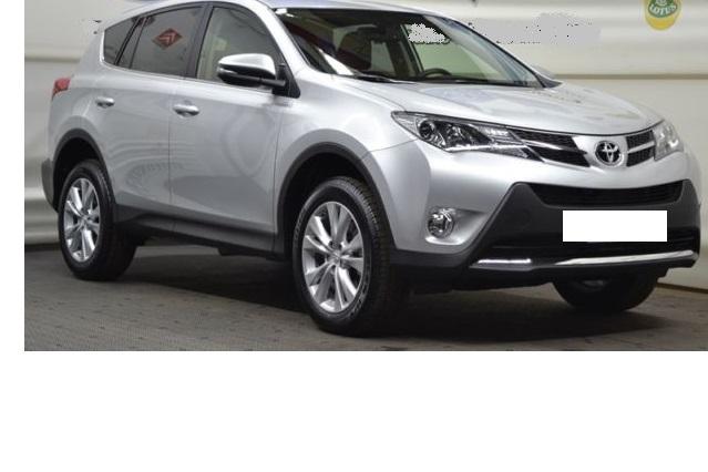 Toyota - RAV 4 2.2 D-4D 4x4 Aut. Start Edition - Fahrzeug Nr.: 1538