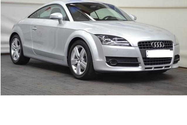 Audi - TT Coupe 1.8 TFSI | Leder | Xenon | PDC | Sitzh - Fahrzeug Nr.: 1542