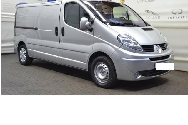 Renault - Trafic 2.5 dCi L2H1++KLIMA++TEMPOMAT++AUTOMAT - Fahrzeug Nr.: 1548