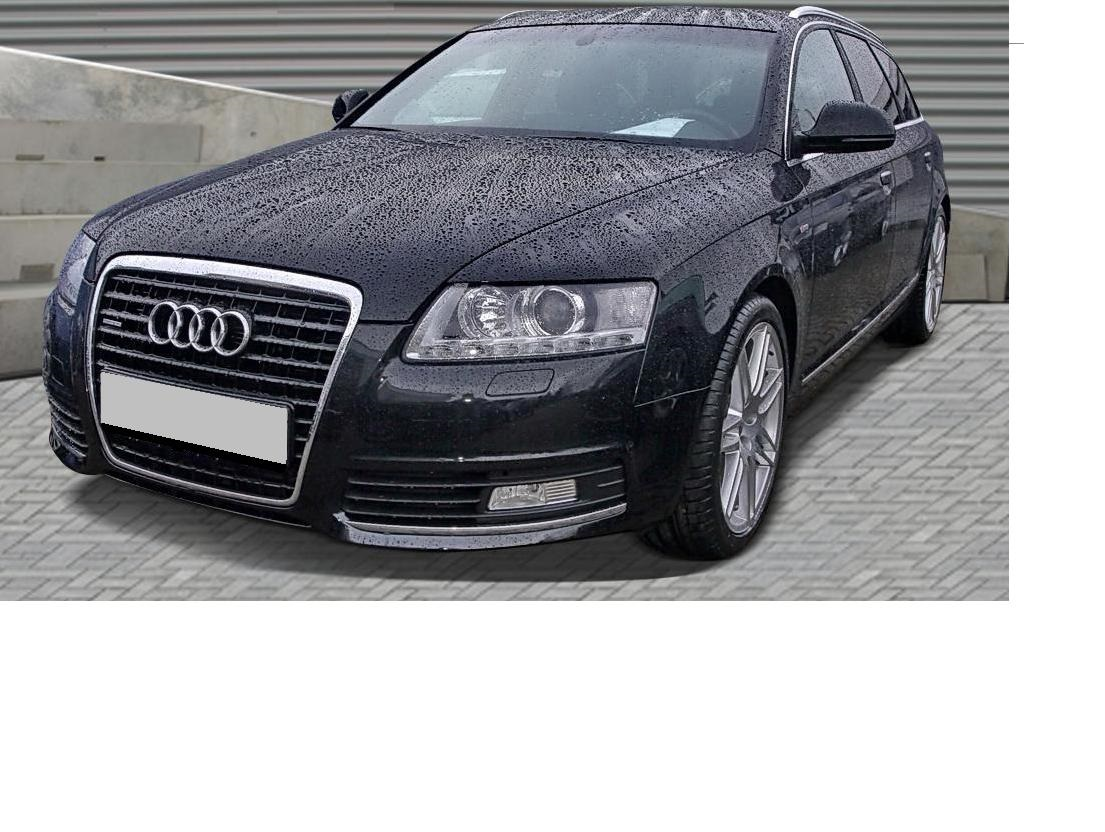 Audi - A6 Avant 3.0 TDI quattro S-Line Leder Navi Xenon - Fahrzeug Nr.: 1553
