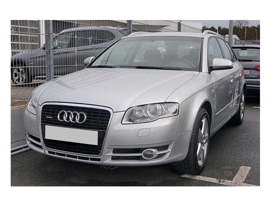 Audi - Avant 3.0 TDI qu. tiptronic  - Fahrzeug Nr.: 1556